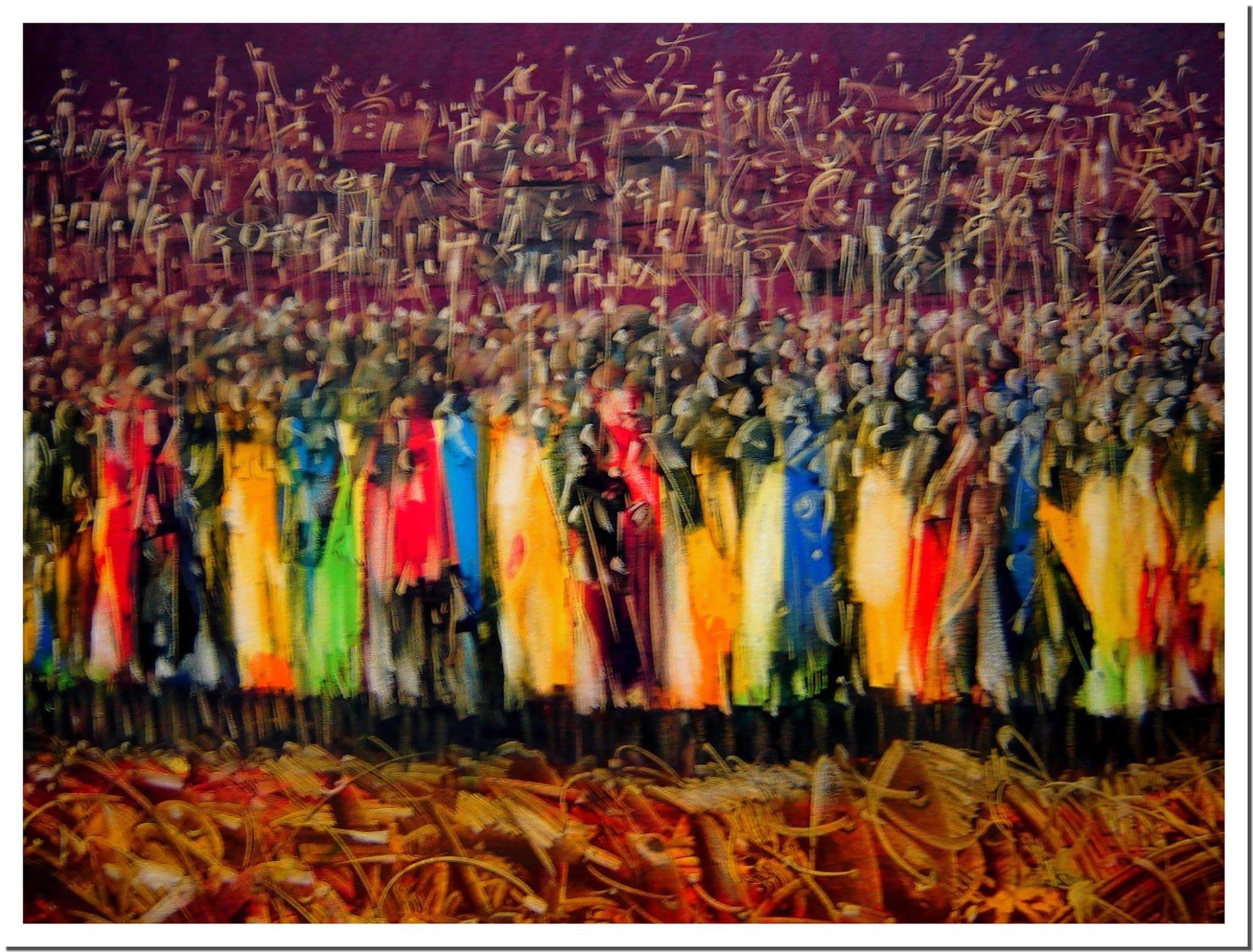 Oeuvre de Hassane Amraoui